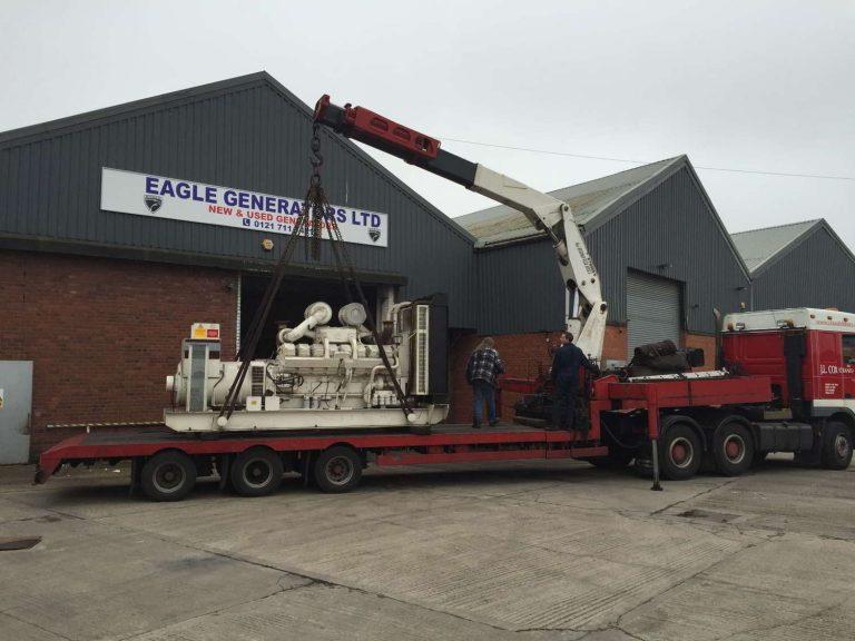 Diesel Generator Supplier Wharehouse