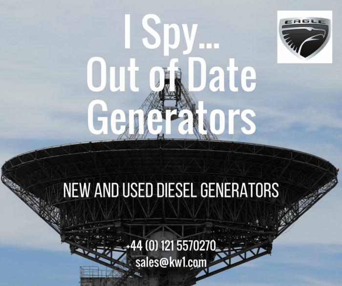 replacing obsolete diesel generators