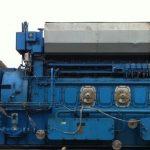 1875 kVA Ulstein Bergin Leroy Somer Used Gas Powered Generator