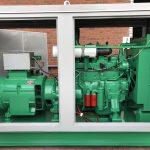 150 kVA Volvo Stamford Used Diesel Generators