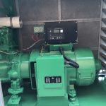 150 kVA Volvo Stamford Used Diesel Generator inside
