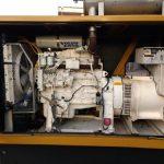 100 kVA Volvo Stamford Used Diesel Generator for sale