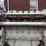 buy a 600 kVA Perkins/Marathon Open Type Used Diesel Generator