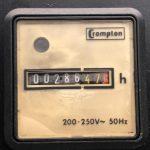 600 kVA Perkins/Marathon Open Type Used Diesel Generator hours
