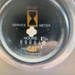 600 kVA CAT 3508 STD Gas Generator hours