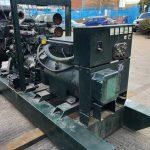 190 kVA Volvo/Stamford Open Type Used Diesel Generator