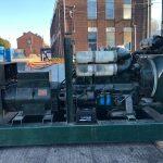 buy a 190 kVA Volvo/Stamford Open Type Used Diesel Generator