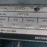 325 kVA Cummins/Stamford Acoustic Generator 5