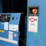 440 kVA SDMO Volvo/Leroy Somer Acoustic Diesel Generator 3