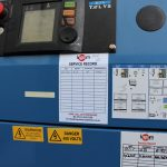 440 kVA SDMO Volvo/Leroy Somer Acoustic Diesel Generator 4