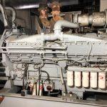 1500 kVA KTA50-G4 Cummins/Stamford Open Type Diesel Generators
