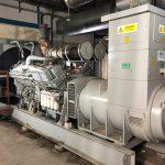 1500 kVA KTA50-G4 Cummins/Stamford Open Type Diesel Generator for Sale