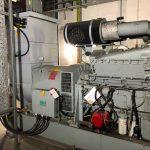 1500 kVA KTA50-G4 Cummins/Stamford Open Type Diesel Generator 2