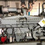 1500 kVA KTA50-G4 Cummins/Stamford Open Type Diesel Generator 3
