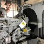 1500 kVA KTA50-G4 Cummins/Stamford Open Type Diesel Generator 4