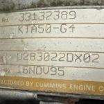 1500 kVA KTA50-G4 Cummins/Stamford Open Type Diesel Generator 6