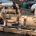 100 kVA Volvo/Stamford Open Type Generator for Sale