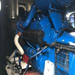 800 FG Wilson, Perkins/Stamford Used Diesel Generator fitted in a 20ft Acoustic container 2