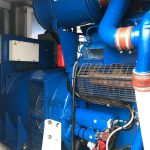 800 FG Wilson, Perkins/Stamford Used Diesel Generator fitted in a 20ft Acoustic container 3