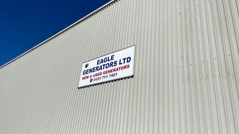 Eagle Generators Warehouse